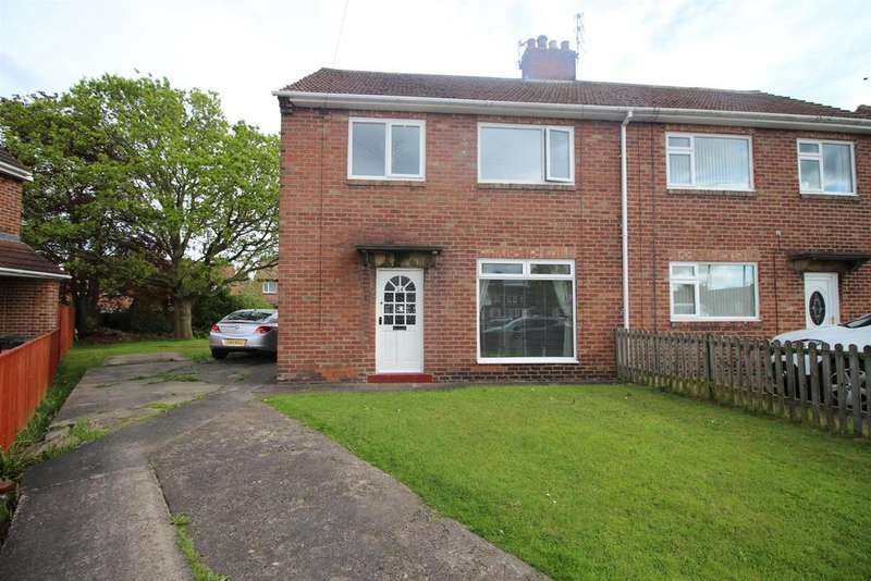3 Bedrooms Semi Detached House for sale in Wooler Square, Newcastle Upon Tyne