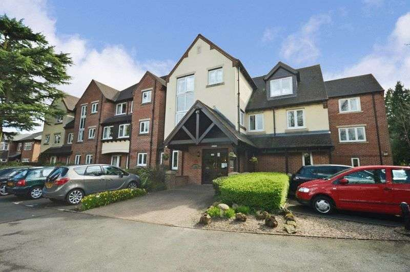 1 Bedroom Property for sale in Pendene Court, Wolverhampton, WV4 5UZ