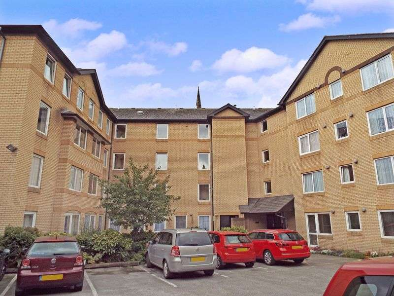 1 Bedroom Property for sale in Homecrest House, Scarborough, YO11 2LF