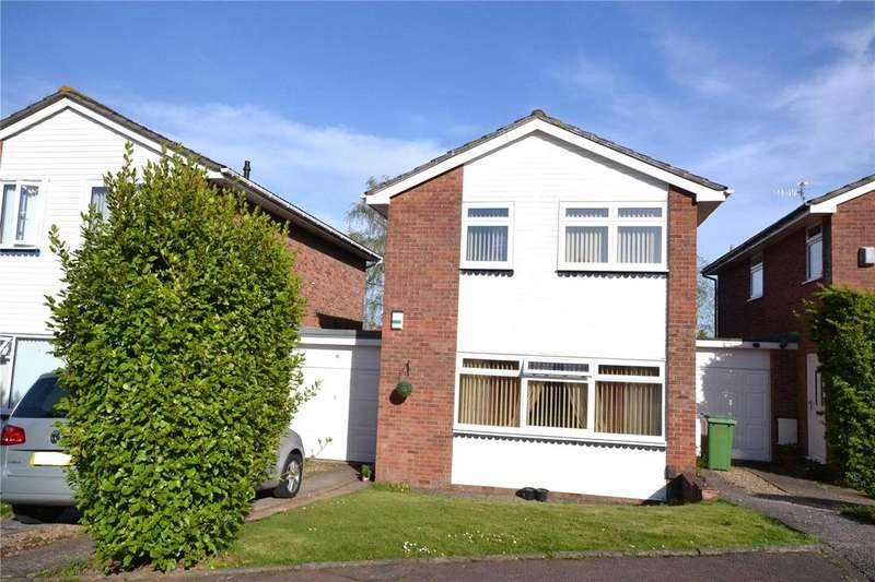 3 Bedrooms Link Detached House for sale in Azalea Close, Cyncoed, Cardiff, CF23