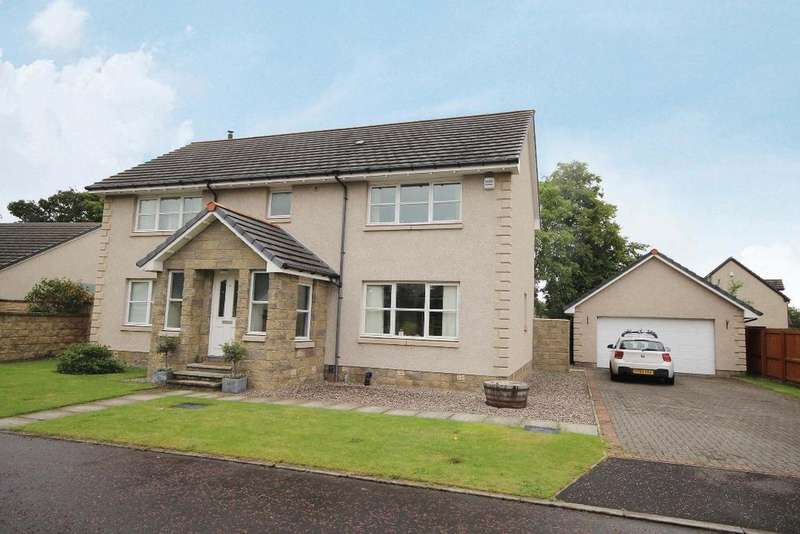 5 Bedrooms Detached House for sale in James Blair Close , Errol , Perthshire , PH2 7AX