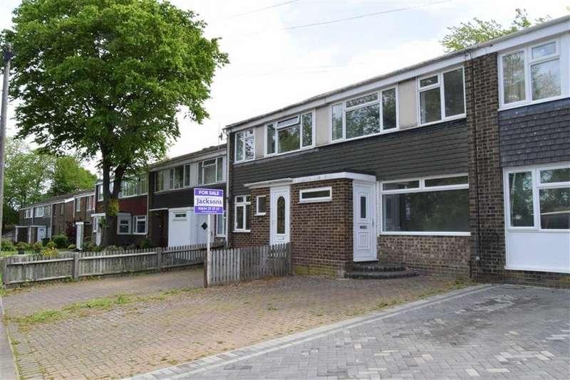 3 Bedrooms Terraced House for sale in Mierscourt Road, Rainham, Kent, ME8