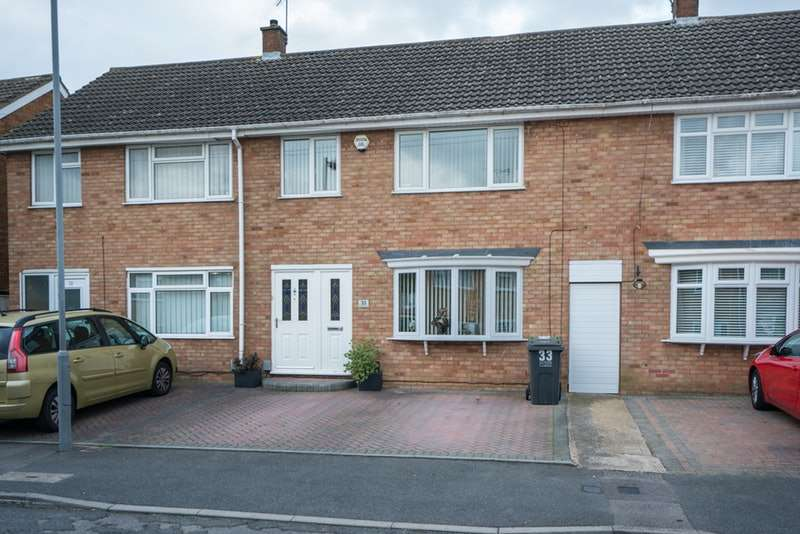 3 Bedrooms Terraced House for sale in Paddock close, Luton, Bedfordshire, LU4
