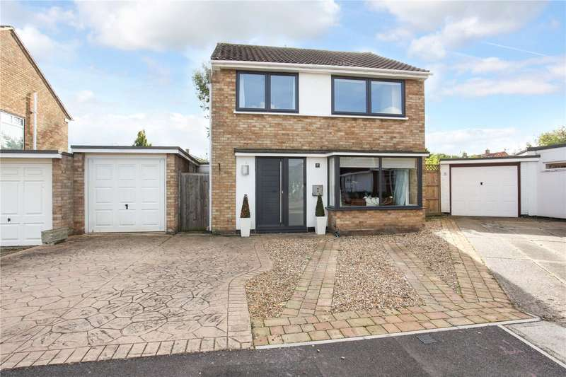 3 Bedrooms Detached House for sale in Andermans, Windsor, Berkshire, SL4