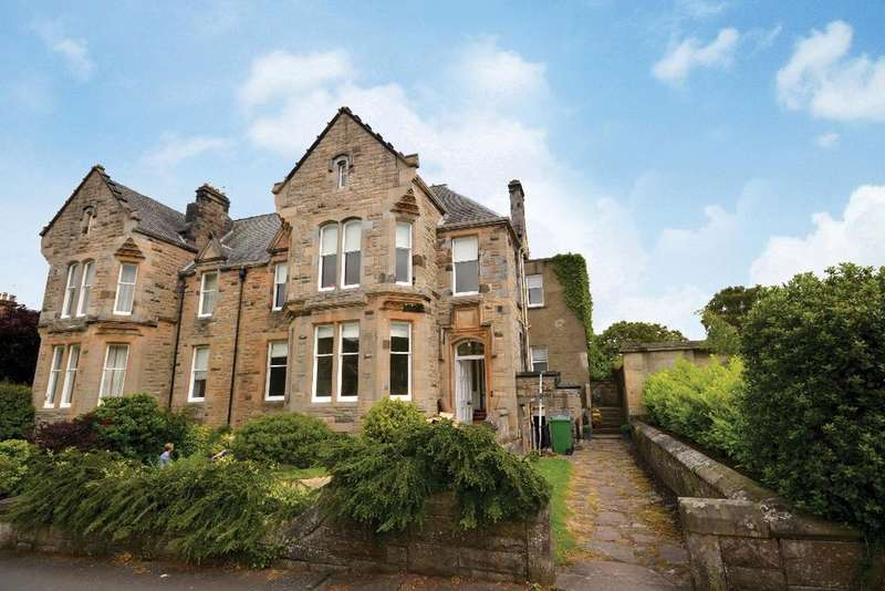 3 Bedrooms Flat for sale in Gladstone Place, Stirling, Stirling, FK8 2NN