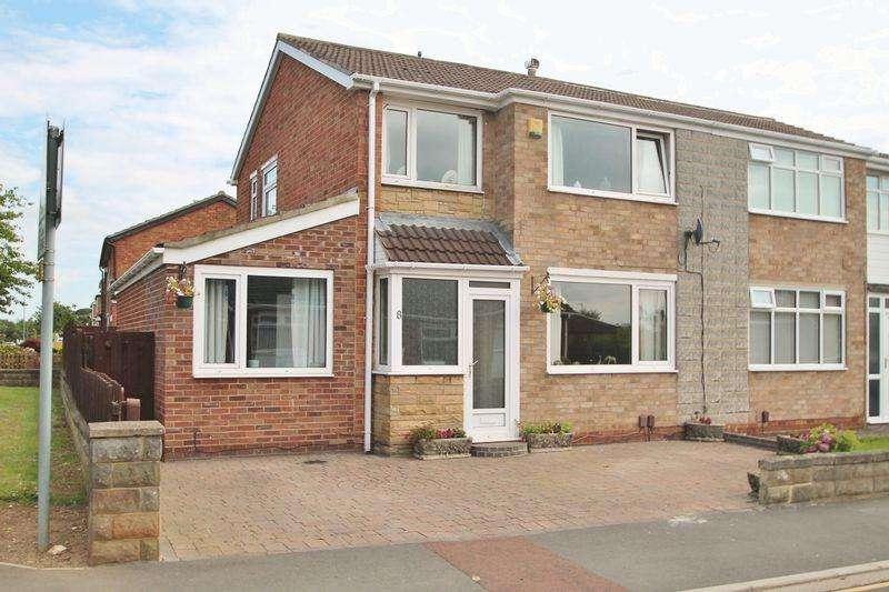 3 Bedrooms Semi Detached House for sale in Embleton Road, Billingham