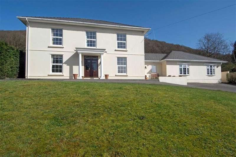 5 Bedrooms House for sale in Pant Howell Ddu Road, Neath, Swansea