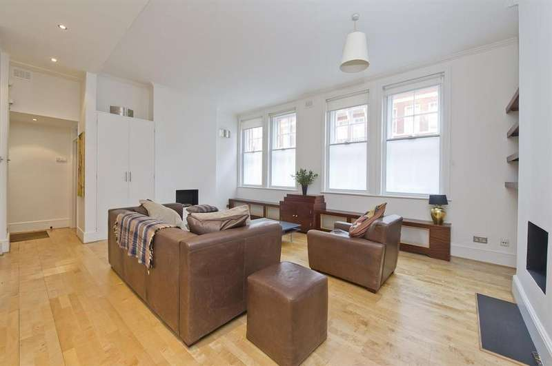 1 Bedroom Flat for sale in Glyn Mansions, Hammersmith Road W14