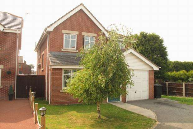 4 Bedrooms Detached House for sale in Weavermill Park Ashton In Makerfield Wigan