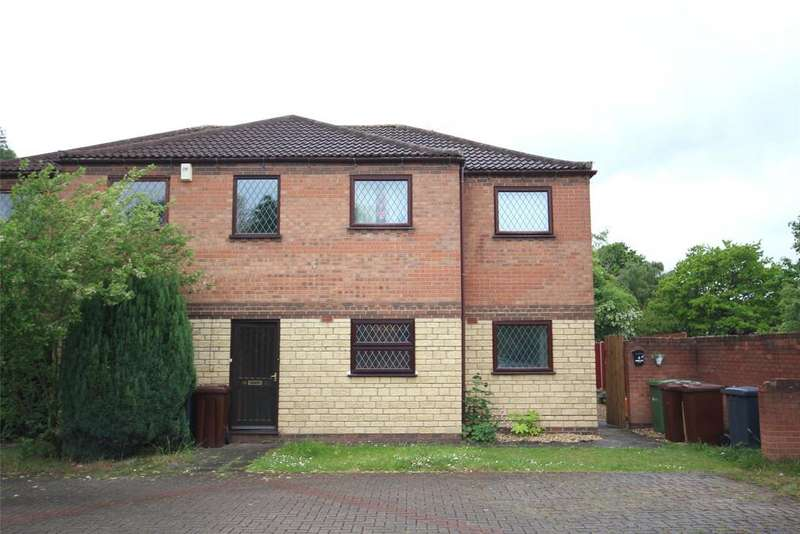 2 Bedrooms Flat for sale in Anderby Close, Hartsholme, LN6