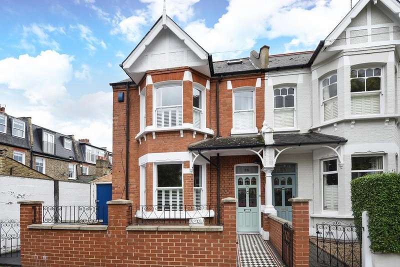 4 Bedrooms End Of Terrace House for sale in Engadine Street, Southfields