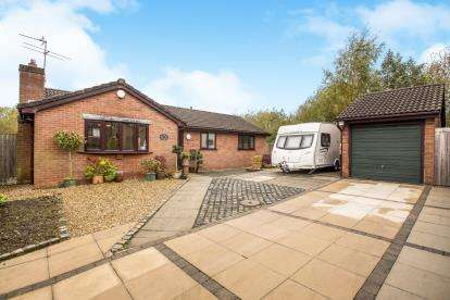 3 Bedrooms Bungalow for sale in Gleneagles Drive, Fulwood, Preston, Lancashire, PR2