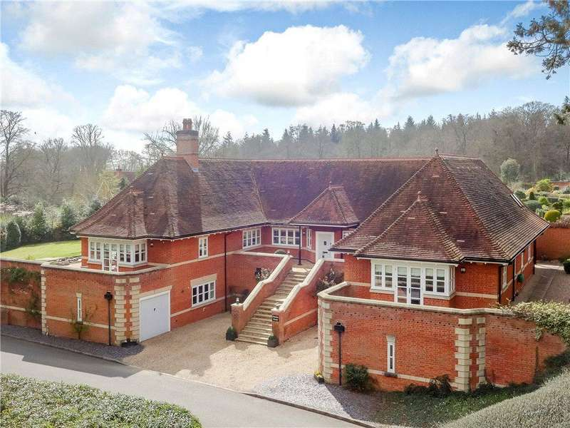 5 Bedrooms Detached House for sale in Lime Avenue, Kingwood, Henley-on-Thames, RG9