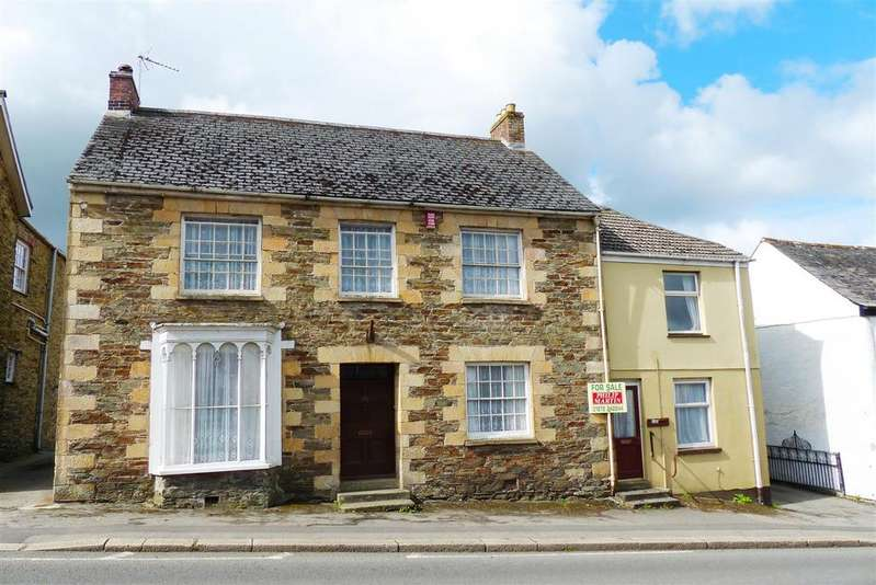 4 Bedrooms Detached House for sale in Grampound