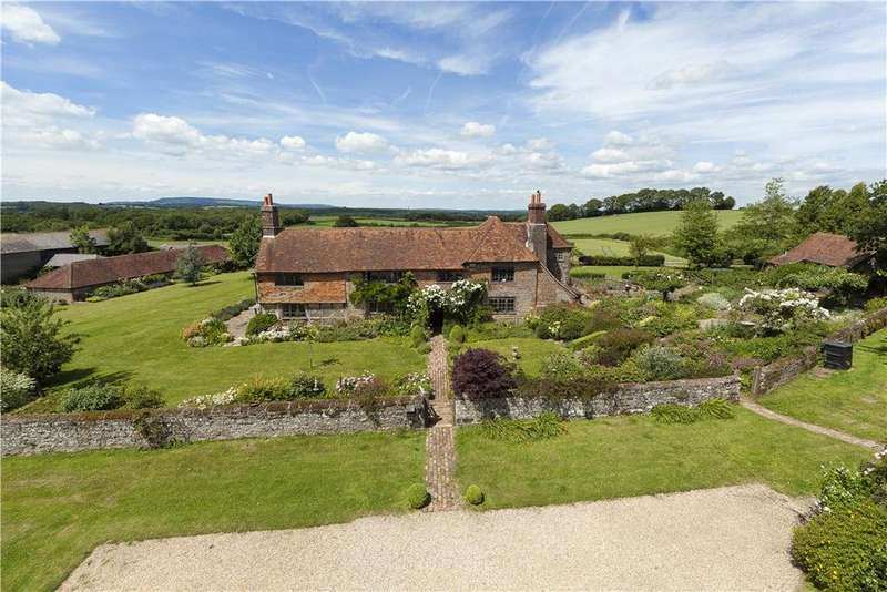 6 Bedrooms Detached House for sale in Blackhouse Lane, Fox Hill, Petworth, West Sussex, GU28