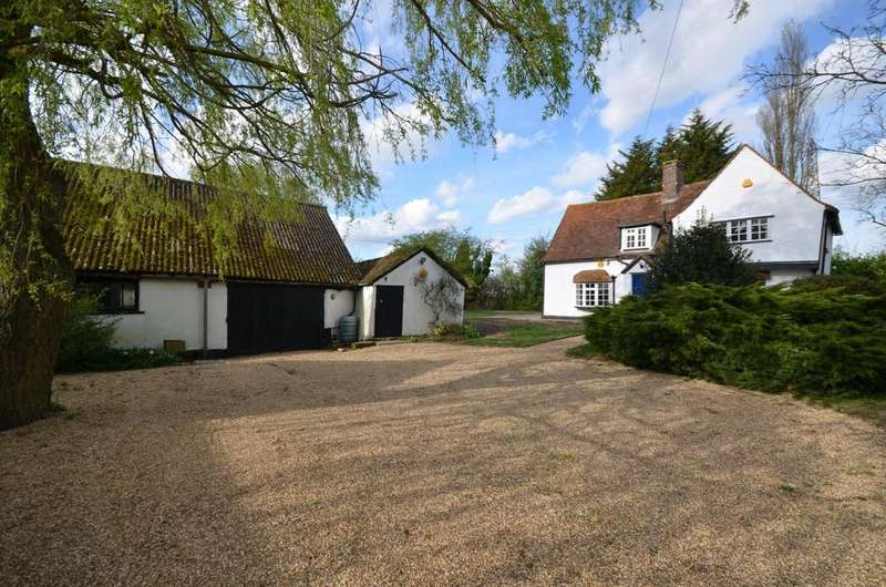 3 Bedrooms Detached House for sale in Little Tey Road, Feering, CO5 9RP