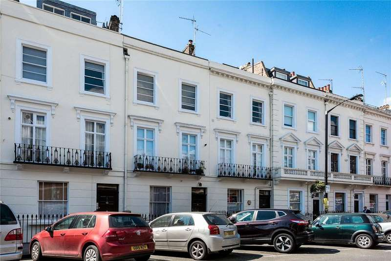 3 Bedrooms Flat for sale in Tachbrook Street, Pimlico, London
