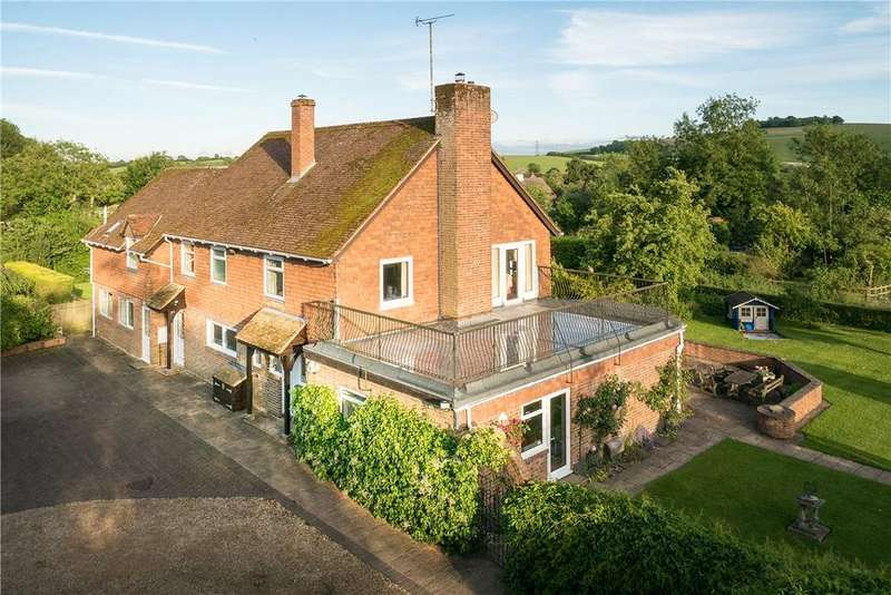 6 Bedrooms Detached House for sale in Harris Lane, Easton Royal, Pewsey, Wiltshire, SN9