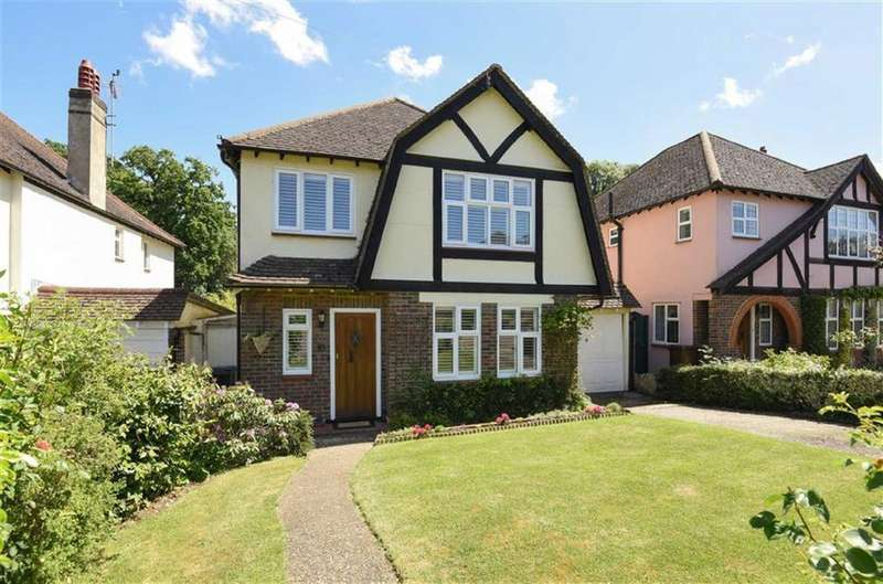 3 Bedrooms Detached House for sale in Pine Hill, Epsom, Surrey