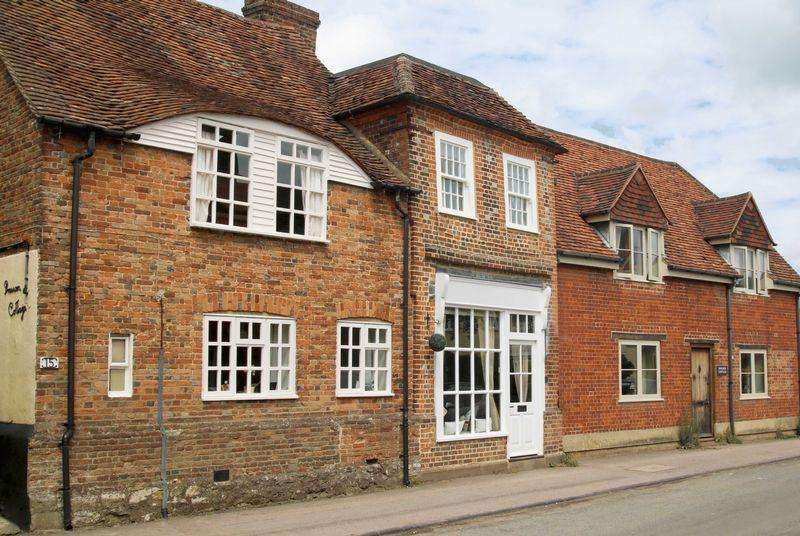 3 Bedrooms Terraced House for sale in Brill, Buckinghamshire