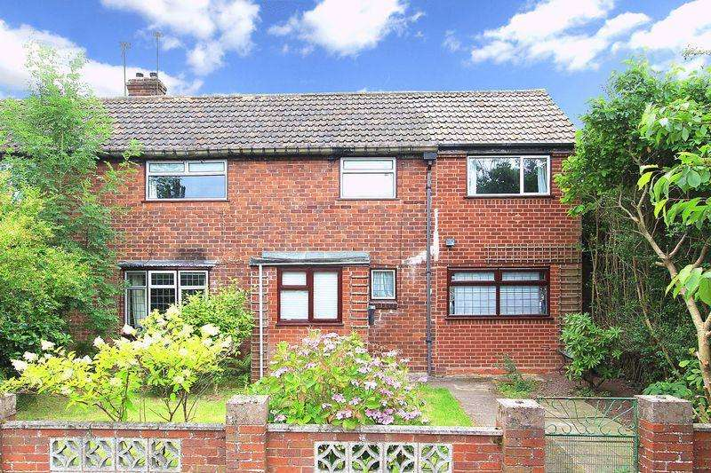 3 Bedrooms Semi Detached House for sale in TETTENHALL WOOD, Northdale