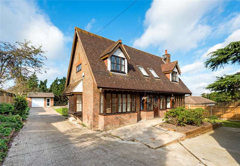 3 Bedrooms Detached House for sale in Carshalton Road, Banstead, Surrey, SM7