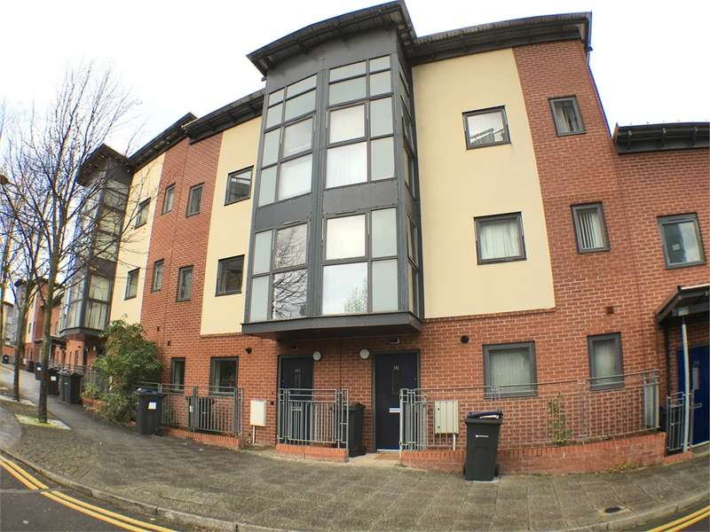 4 Bedrooms Town House for sale in Bell Barn Road, Birmingham, West Midlands