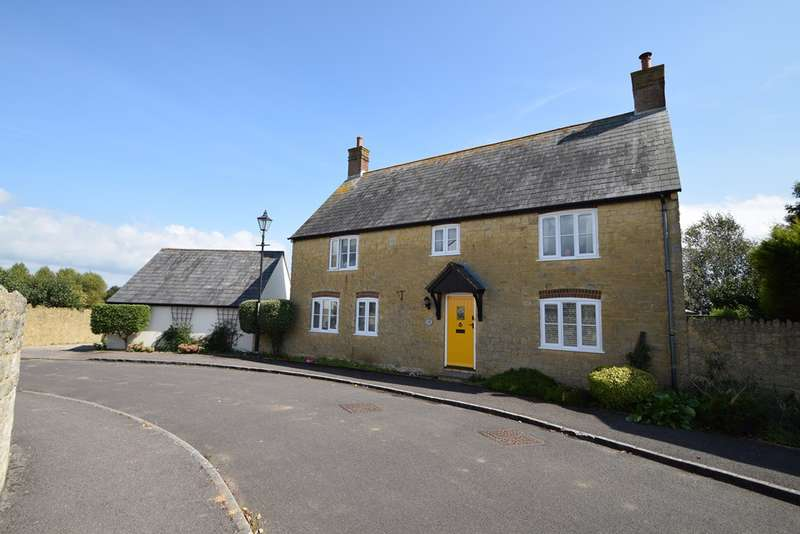 4 Bedrooms Detached House for sale in Salway Ash