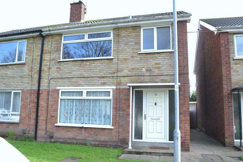 3 Bedrooms Semi Detached House for sale in Skelton Road, Scunthorpe