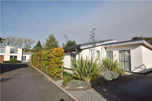 2 Bedrooms Detached Bungalow for sale in Ryeworth Road, Charlton Kings, CHELTENHAM, Gloucestershire, GL52 6LG