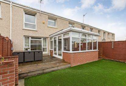 3 Bedrooms Terraced House for sale in Almond Road, Abronhill