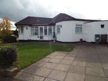 4 Bedrooms Bungalow for sale in Marcot Road, Solihull, West Midlands
