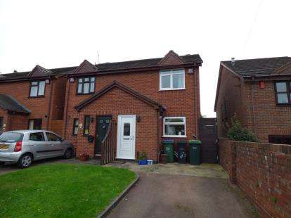 2 Bedrooms Semi Detached House for sale in Highland Road, Old Hill, Cradley Heath, West Midlands