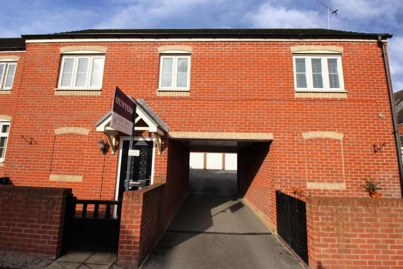 2 Bedrooms Flat for sale in Towler Drive, Rodley, LS13