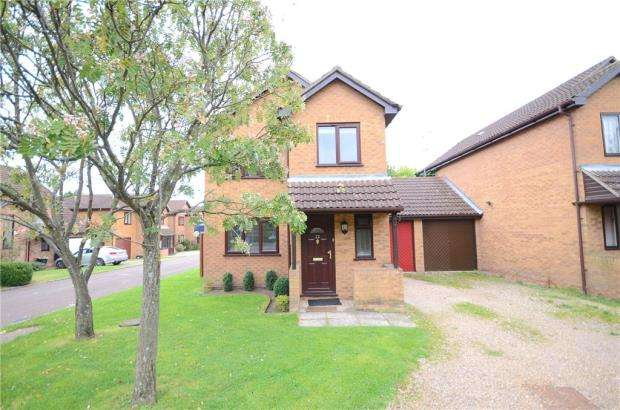 3 Bedrooms Link Detached House for sale in Sibley Park Road, Earley, Reading