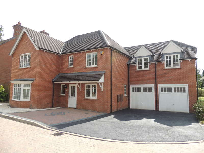 5 Bedrooms Detached House for sale in Widney Road, Bentley Heath, Solihull