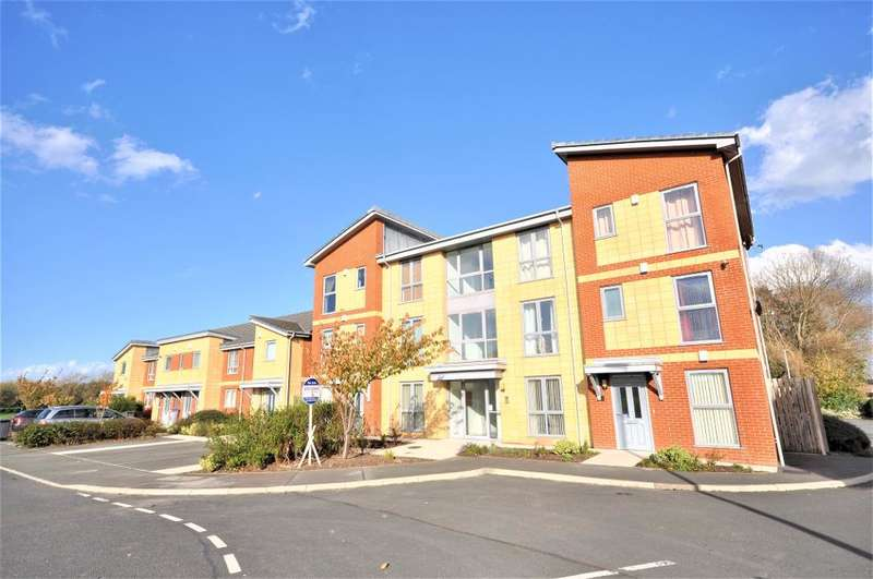 2 Bedrooms Apartment Flat for sale in Argosy Avenue, Grange Park, Blackpool, Lancashire, FY3 7NG