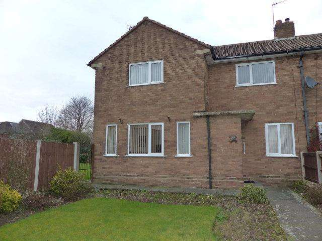 3 Bedrooms Semi Detached House for sale in Warren Place,Brownhills,Walsall