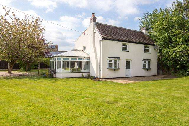 4 Bedrooms Detached House for sale in Coleshill Road,Curdworth,Sutton Coldfield