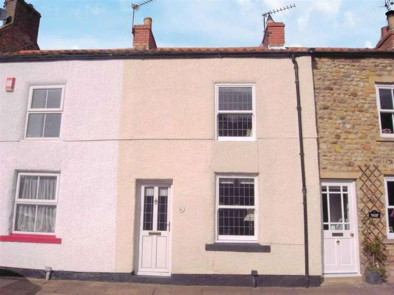 1 Bedroom Terraced House for sale in Tees View, Gainford, Darlington