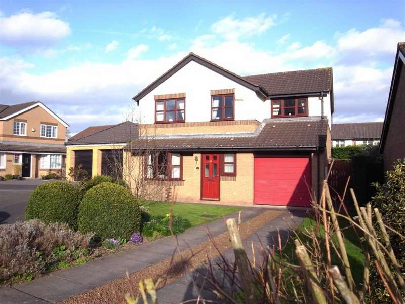 4 Bedrooms Detached House for sale in Nevada Gardens, Darlington
