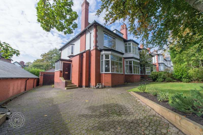 6 Bedrooms Semi Detached House for sale in Albert Road, Heaton, Bolton, BL1