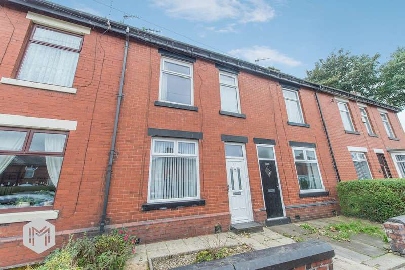 3 Bedrooms Terraced House for sale in Red Bank Road, Radcliffe, Manchester, M26