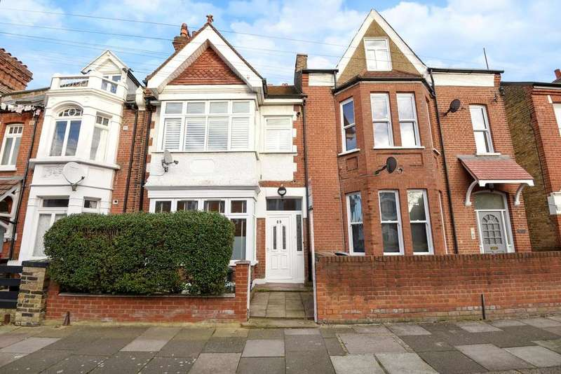 2 Bedrooms Flat for sale in Lucien Road, Tooting