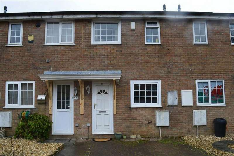 2 Bedrooms Terraced House for sale in Fox Grove, Swansea, SA5