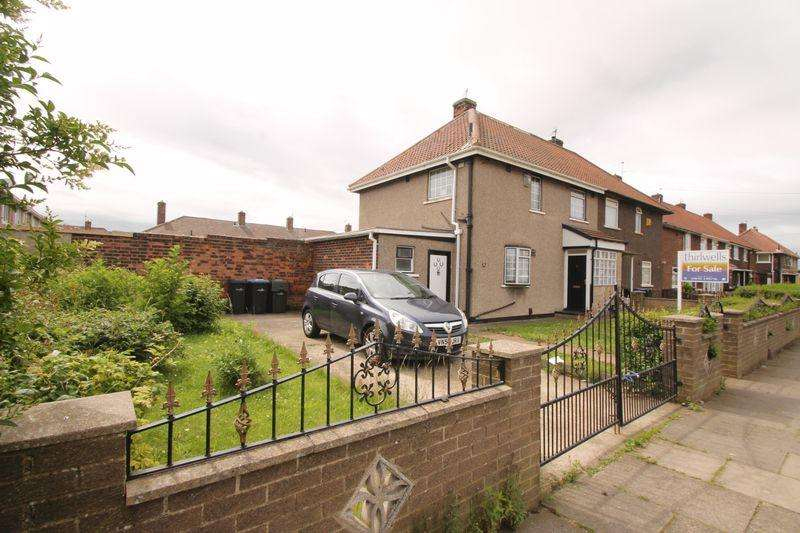 3 Bedrooms Semi Detached House for sale in Spencerfield Crescent, Middlesbrough