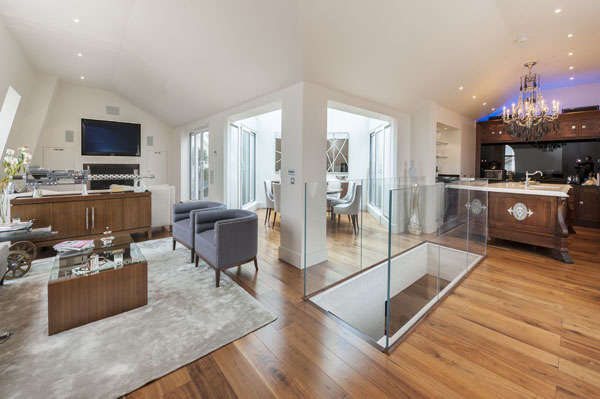 4 Bedrooms Penthouse Flat for sale in Carlyle Court, Chelsea Harbour, Chelsea