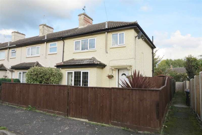 2 Bedrooms End Of Terrace House for sale in Eastchurch Road, Cranwell