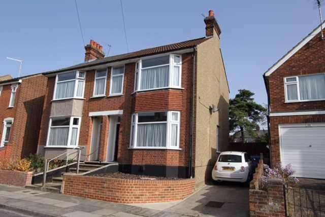 3 Bedrooms Semi Detached House for sale in Kensington Road, Ipswich