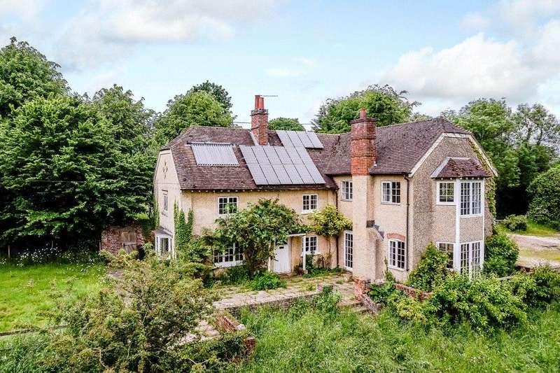 4 Bedrooms House for sale in Crossways, Kintbury, Hungerford, RG17